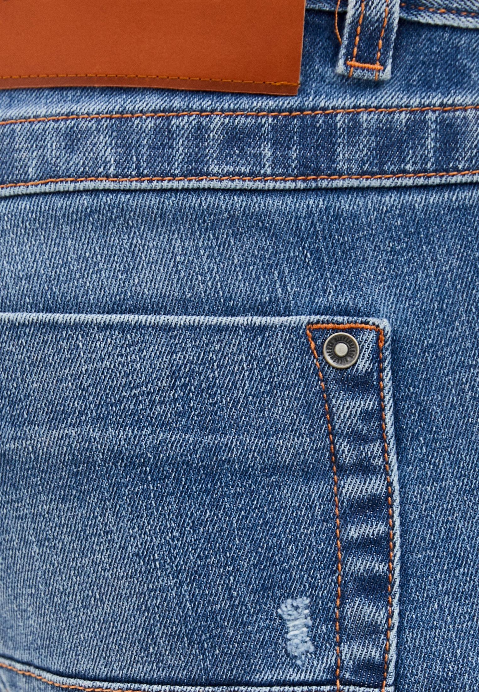 Мужские зауженные джинсы Bikkembergs (Биккембергс) C Q 101 03 S 3393: изображение 5