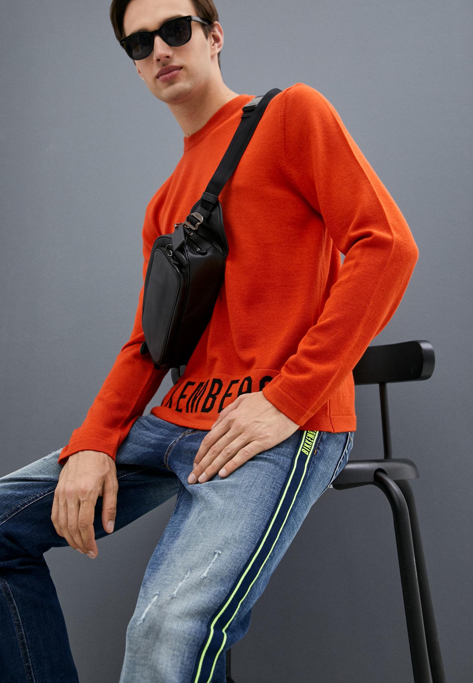 Зауженные джинсы Bikkembergs C Q 101 07 S 3182: изображение 2