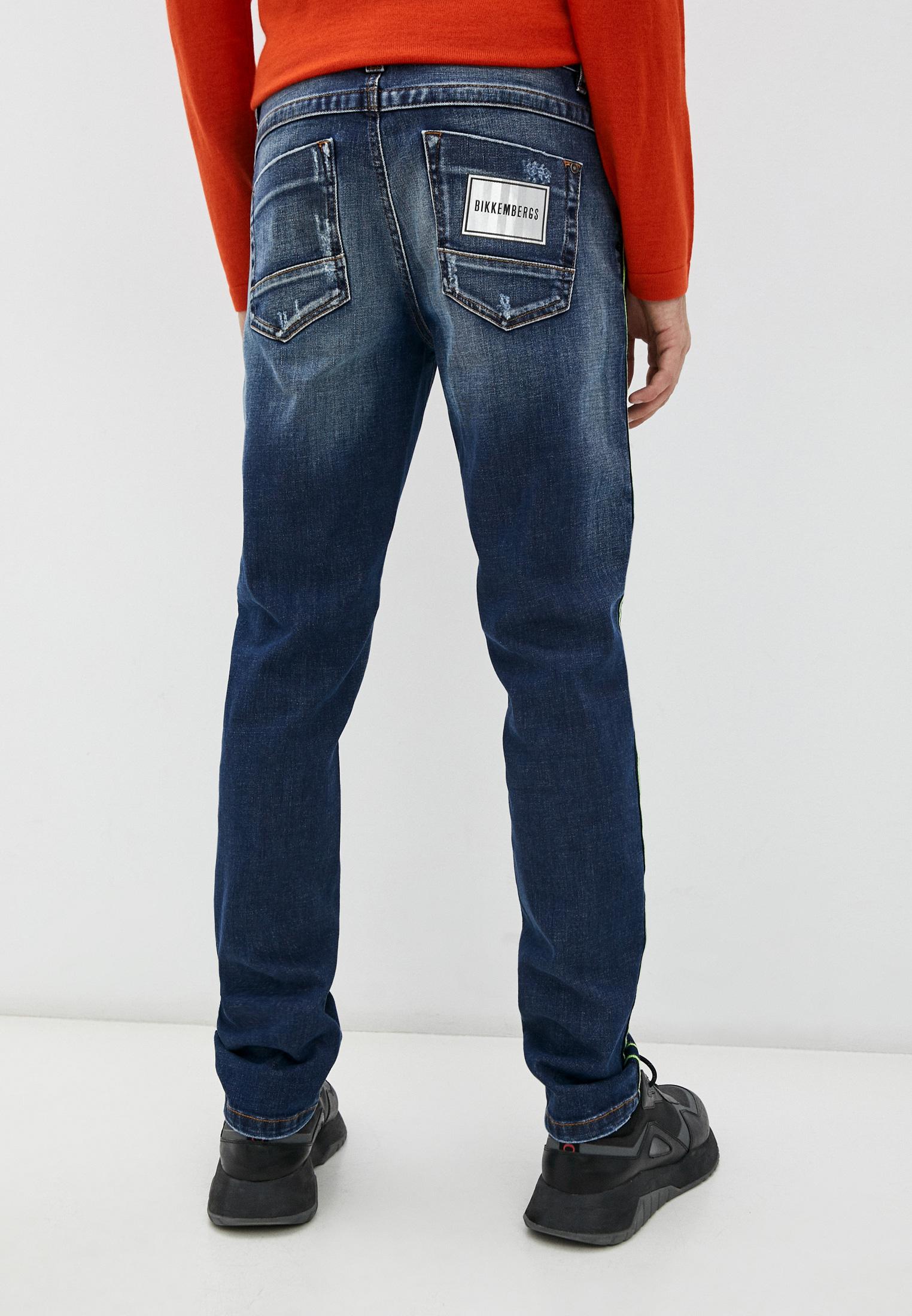 Зауженные джинсы Bikkembergs C Q 101 07 S 3182: изображение 4