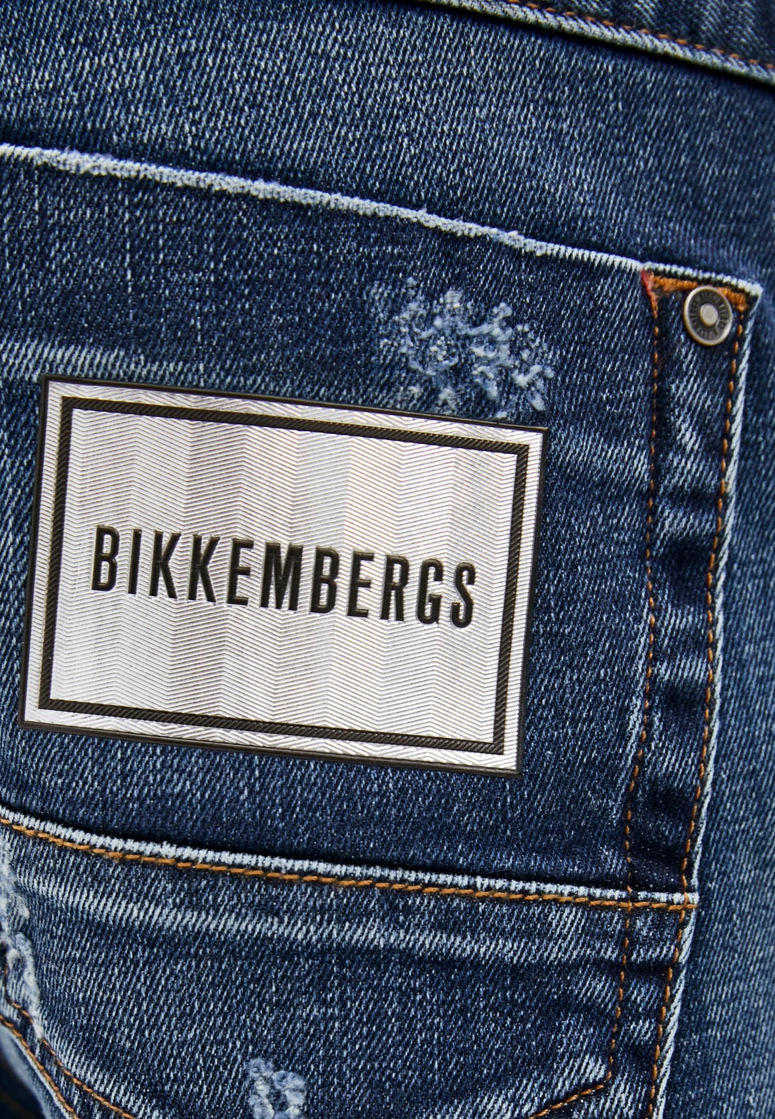 Зауженные джинсы Bikkembergs C Q 101 07 S 3182: изображение 5