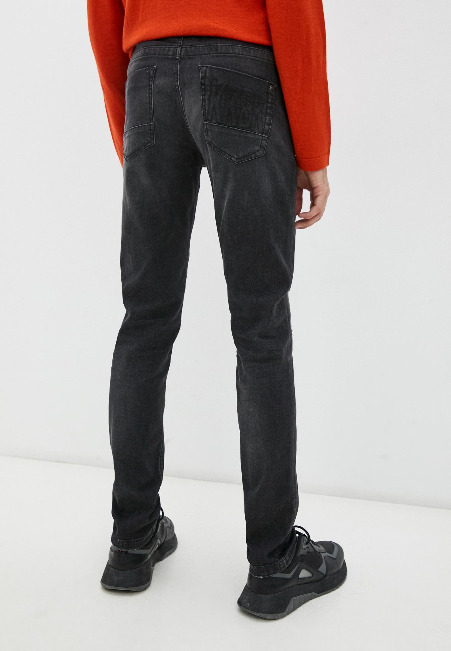 Мужские зауженные джинсы Bikkembergs (Биккембергс) C Q 101 17 S 3446: изображение 4