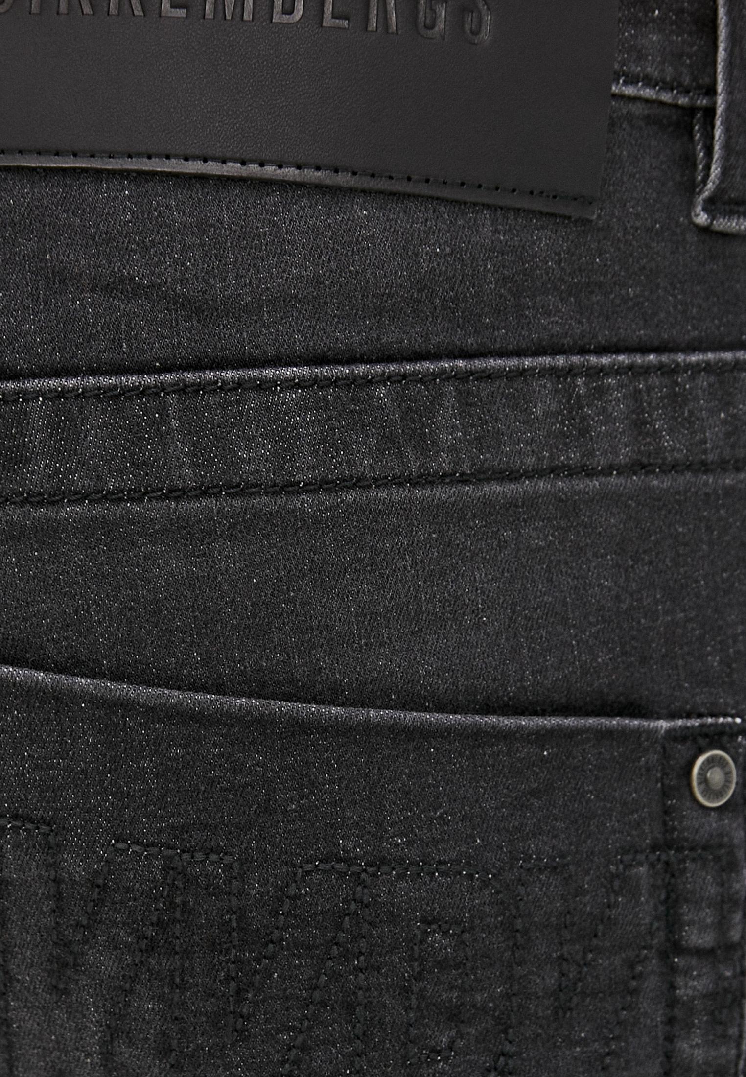 Мужские зауженные джинсы Bikkembergs (Биккембергс) C Q 101 17 S 3446: изображение 5