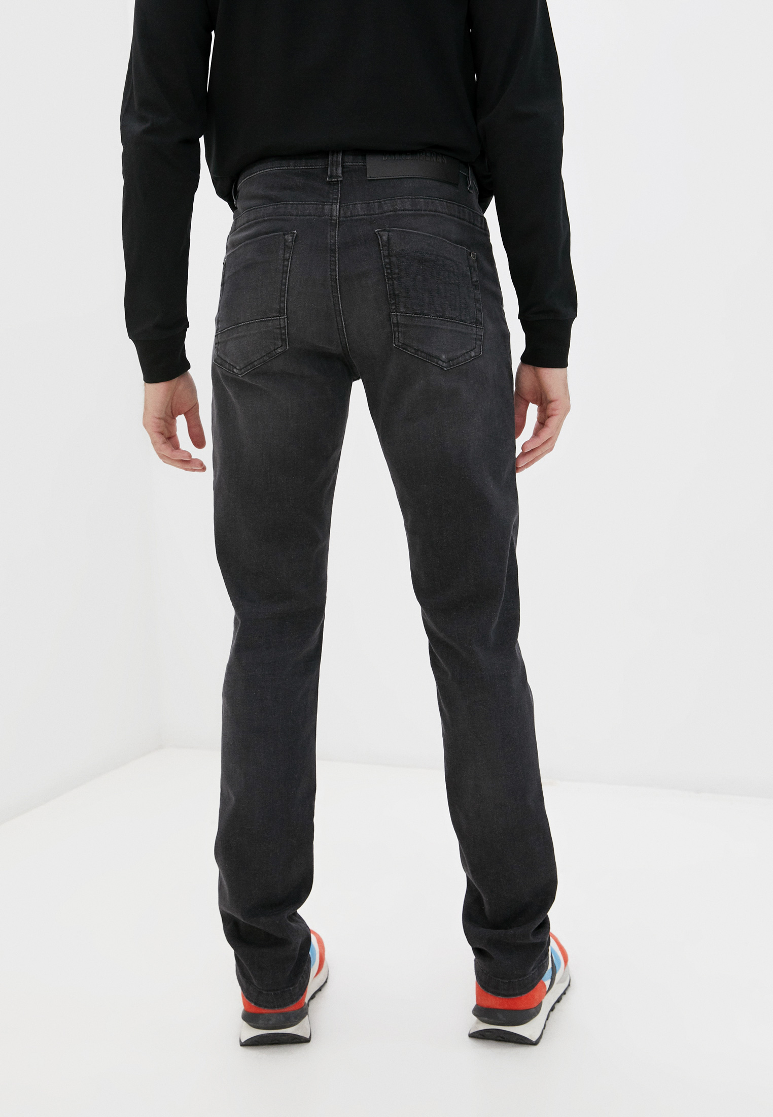 Мужские зауженные джинсы Bikkembergs (Биккембергс) C Q 101 17 S 3446: изображение 9