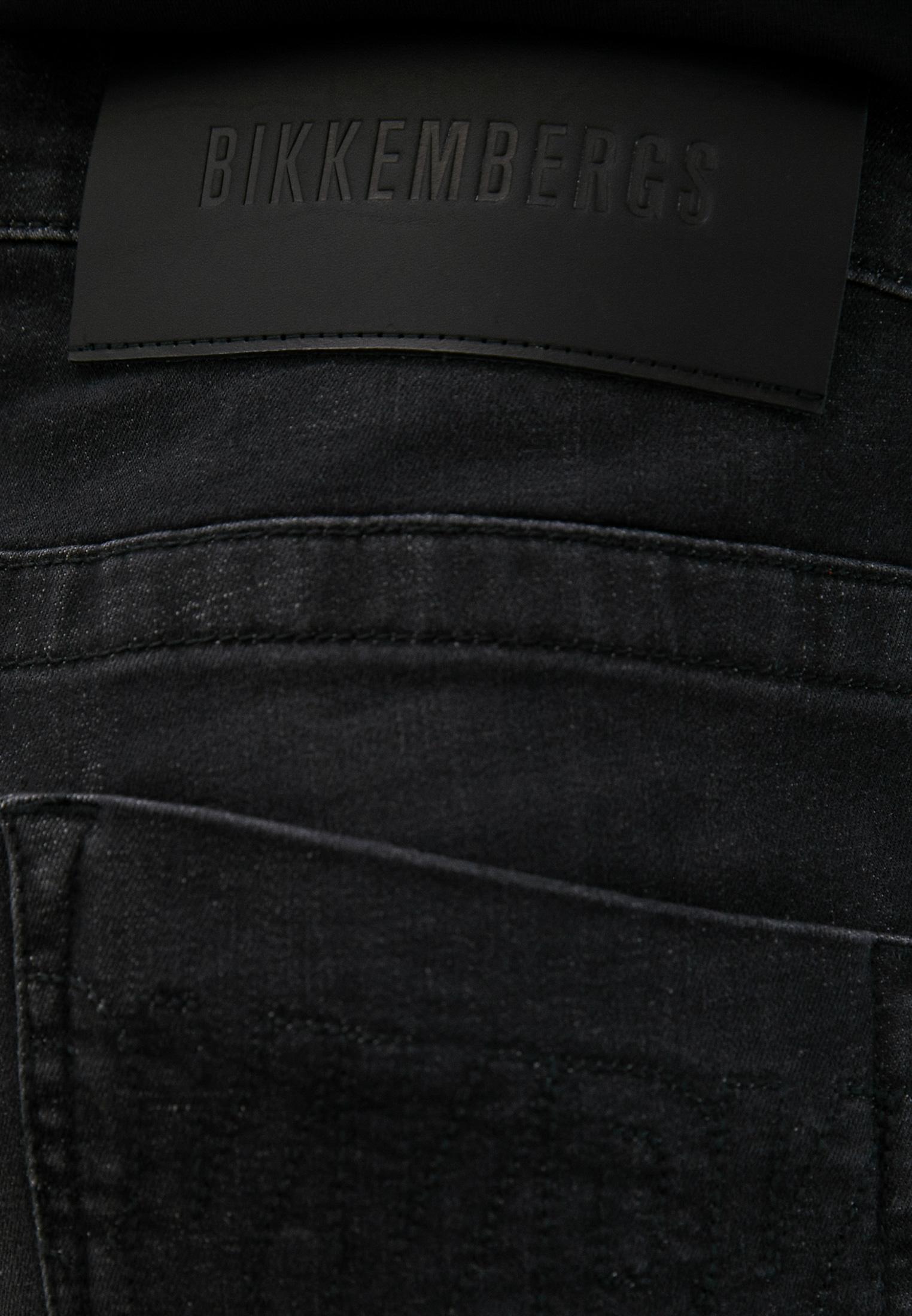 Мужские зауженные джинсы Bikkembergs (Биккембергс) C Q 101 17 S 3446: изображение 10