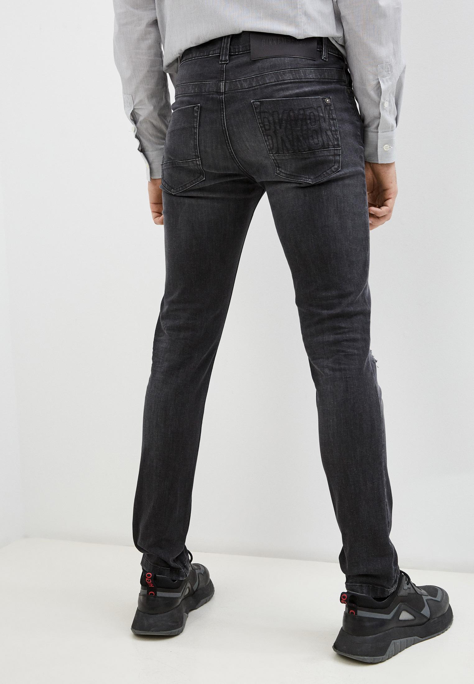 Мужские зауженные джинсы Bikkembergs (Биккембергс) C Q 101 17 S 3446: изображение 14