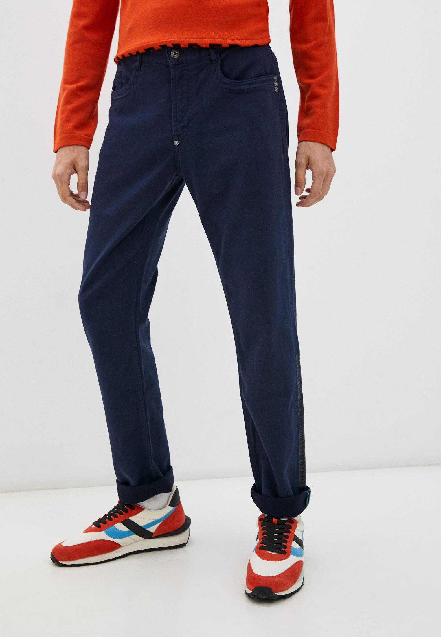 Мужские повседневные брюки Bikkembergs (Биккембергс) C Q 102 14 S 3336