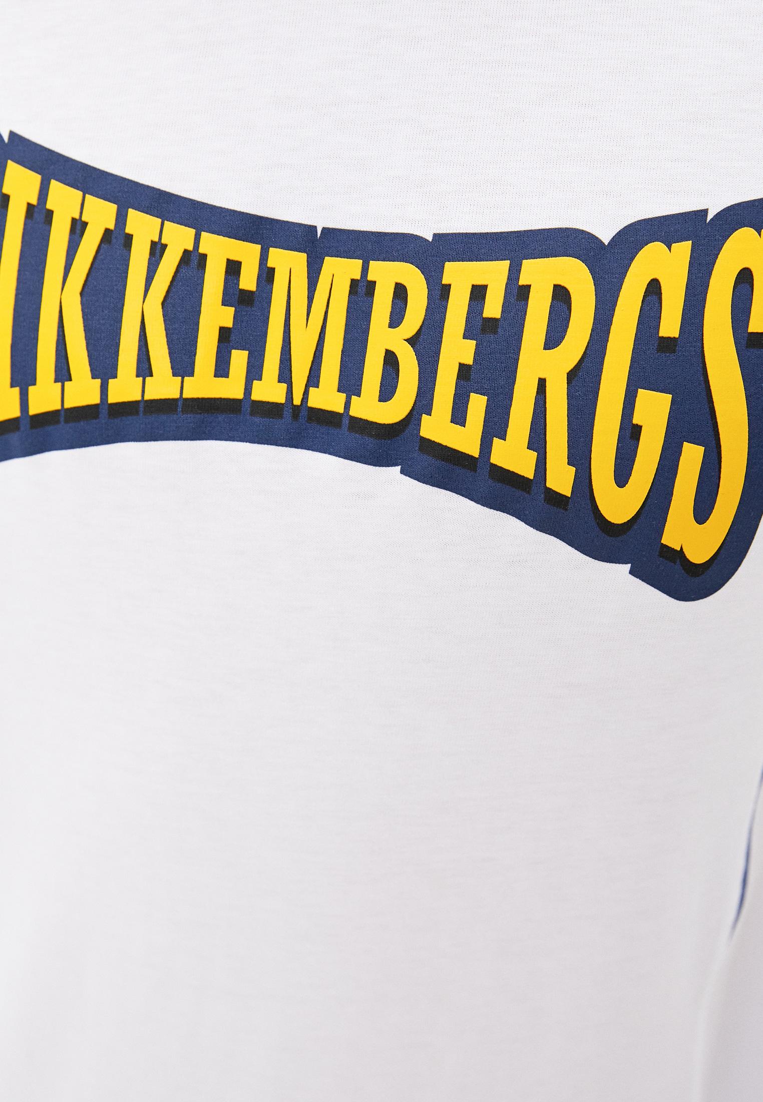 Мужская футболка Bikkembergs (Биккембергс) C 4 117 01 M 4298: изображение 5