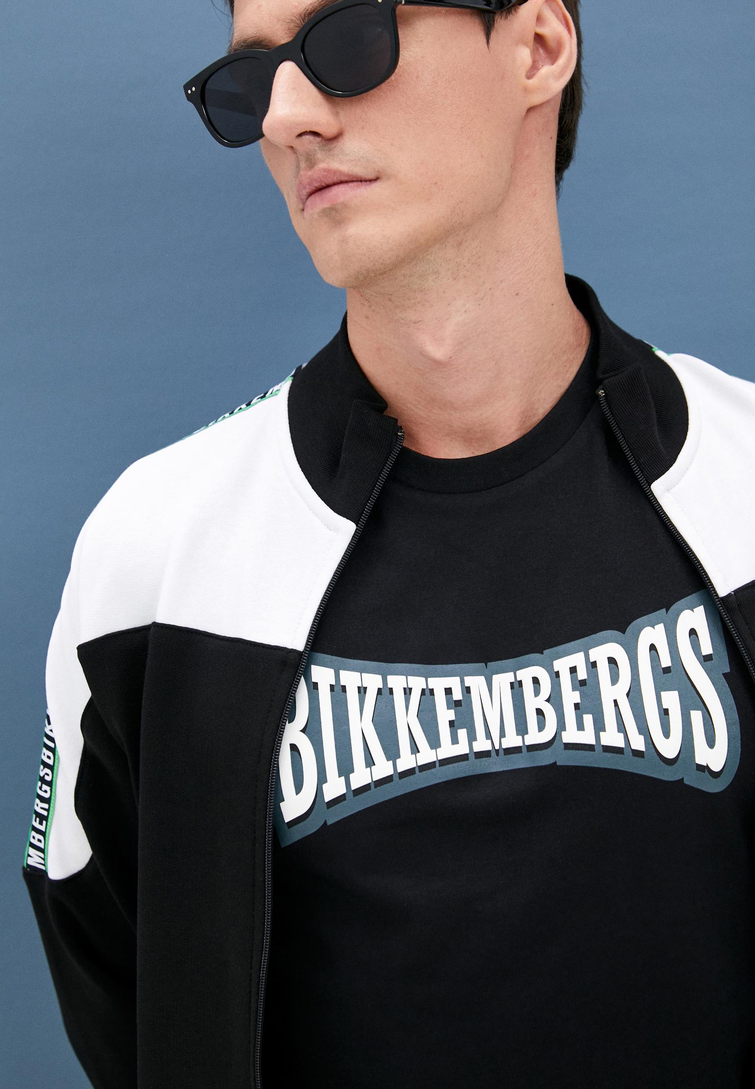 Мужская футболка Bikkembergs (Биккембергс) C 4 117 01 M 4298: изображение 2