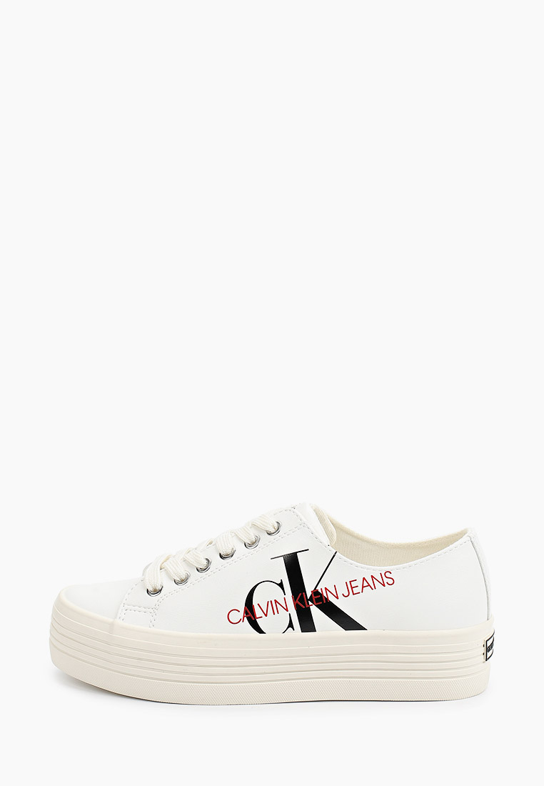 Женские кеды Calvin Klein Jeans B4R1667: изображение 1