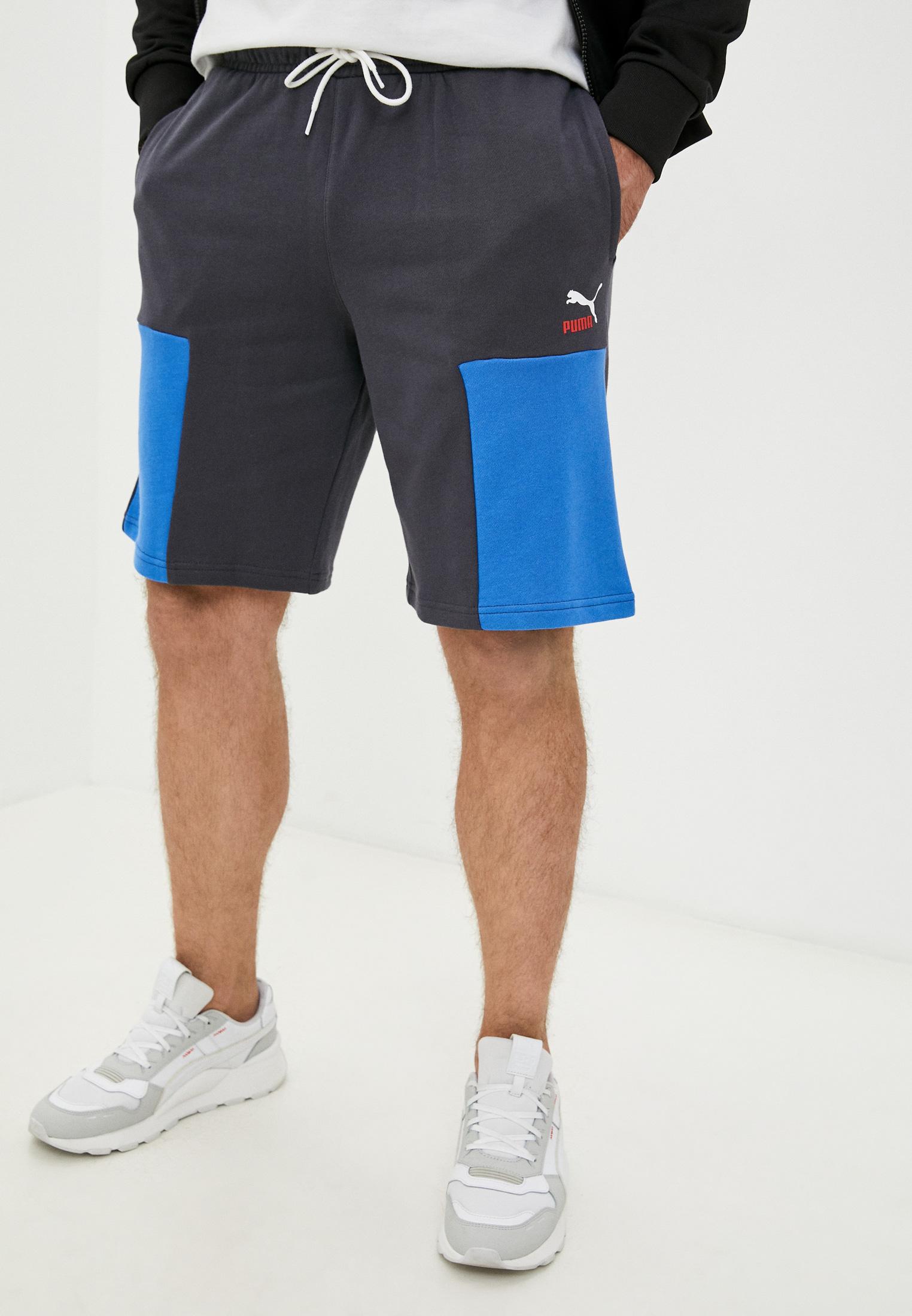 Мужские спортивные шорты Puma (Пума) Шорты спортивные PUMA
