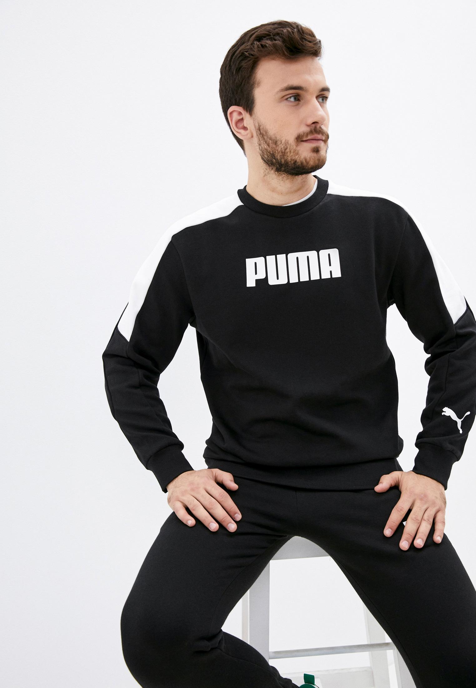 Толстовка Puma (Пума) Свитшот PUMA