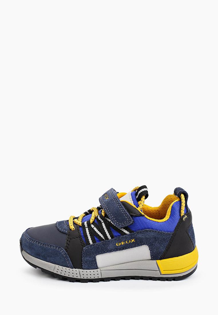 Кроссовки для мальчиков Geox J169EA
