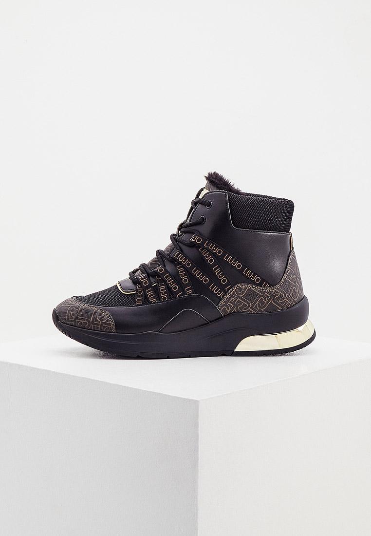 Женские ботинки Liu Jo (Лиу Джо) 5LJ.LJ106803.S