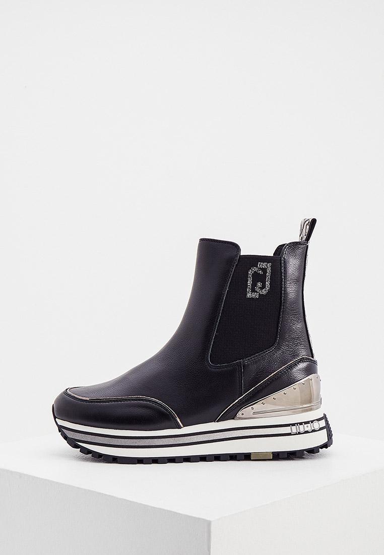 Женские ботинки Liu Jo (Лиу Джо) 5LJ.LJ106940.T