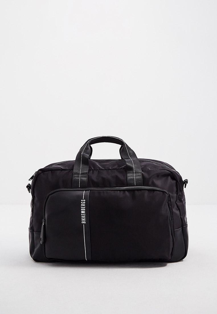 Дорожная сумка Bikkembergs E2APME22004Z999