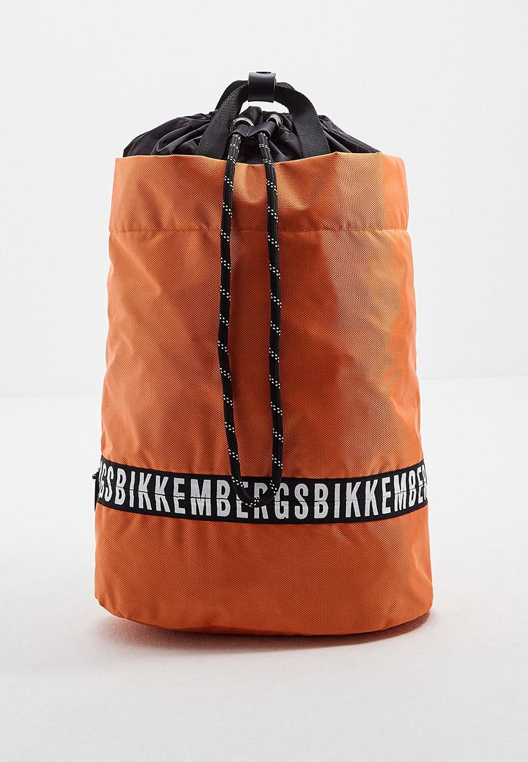 Городской рюкзак Bikkembergs E2APME190035040: изображение 1