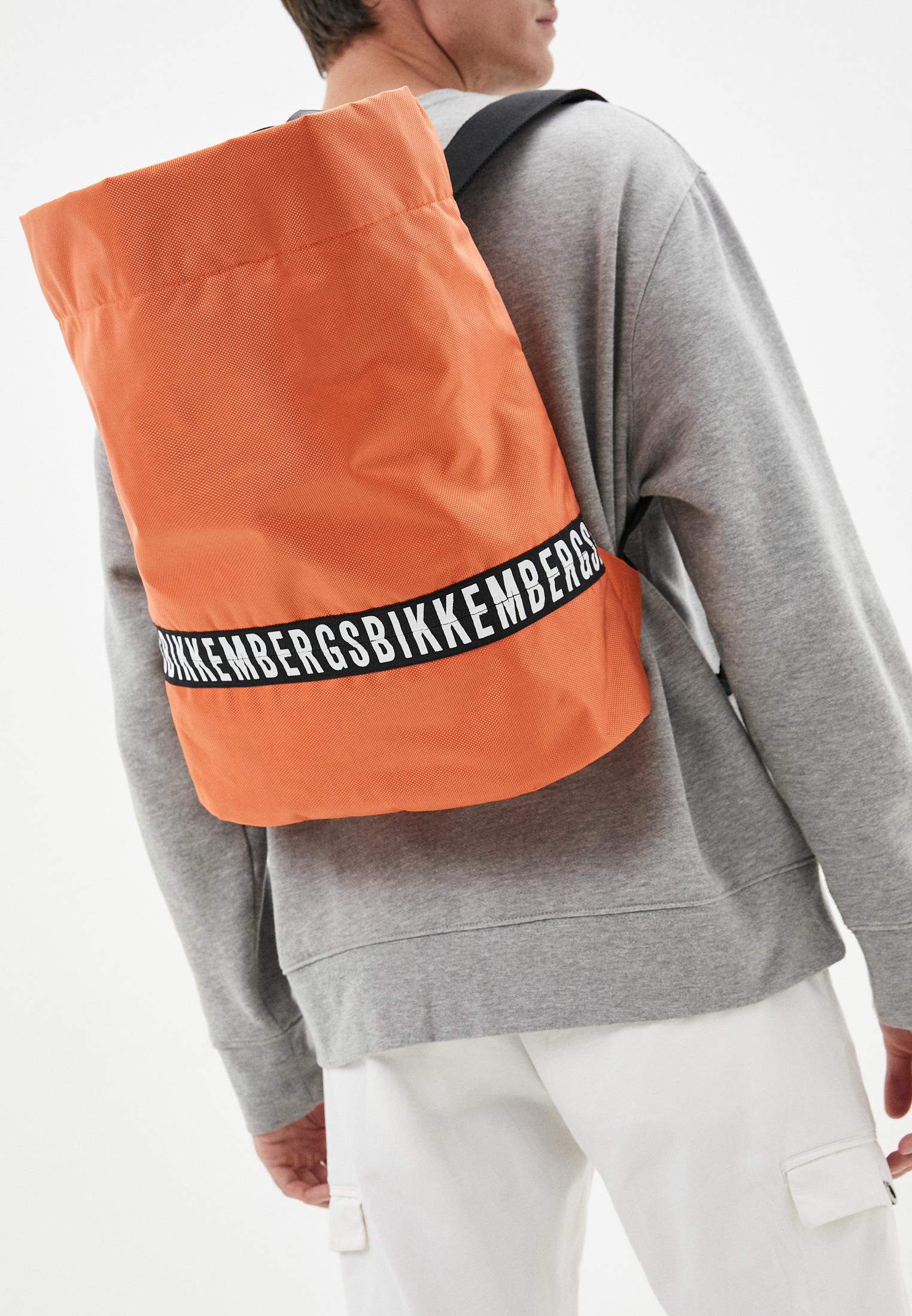 Городской рюкзак Bikkembergs E2APME190035040: изображение 6