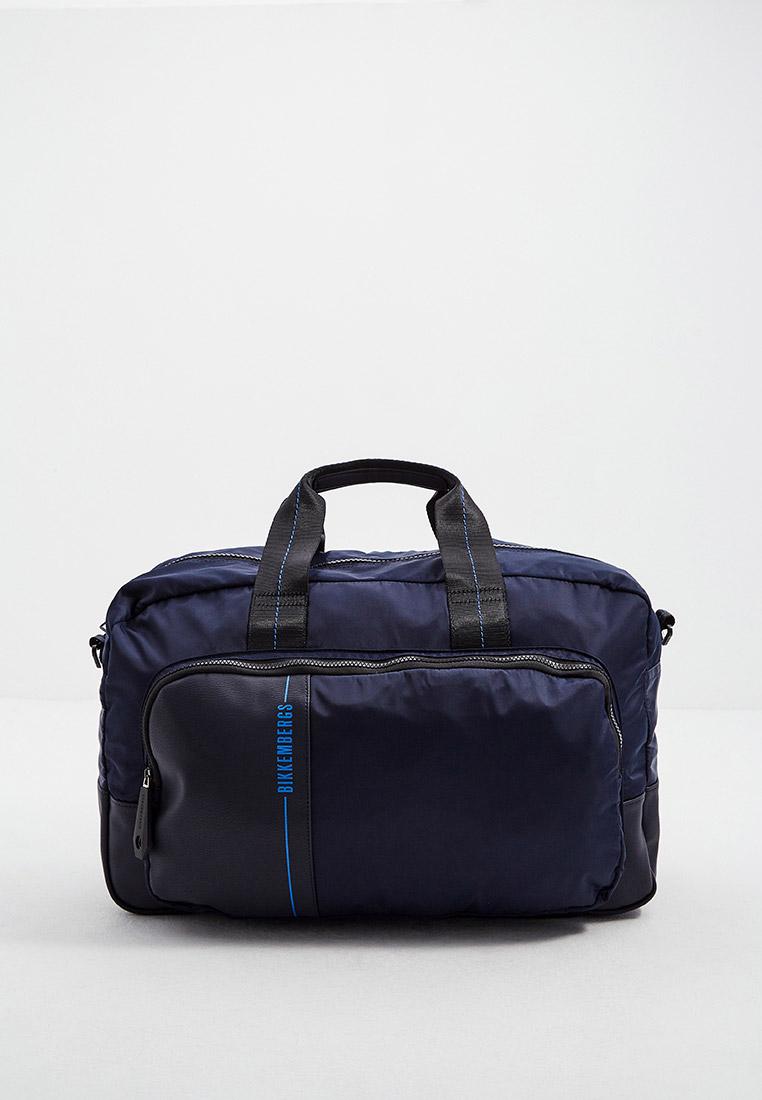 Дорожная сумка Bikkembergs E2APME22004Z082