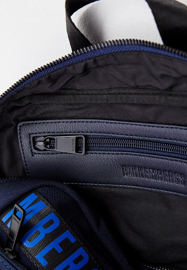 Поясная сумка Bikkembergs (Биккембергс) E2APME800042F96: изображение 5