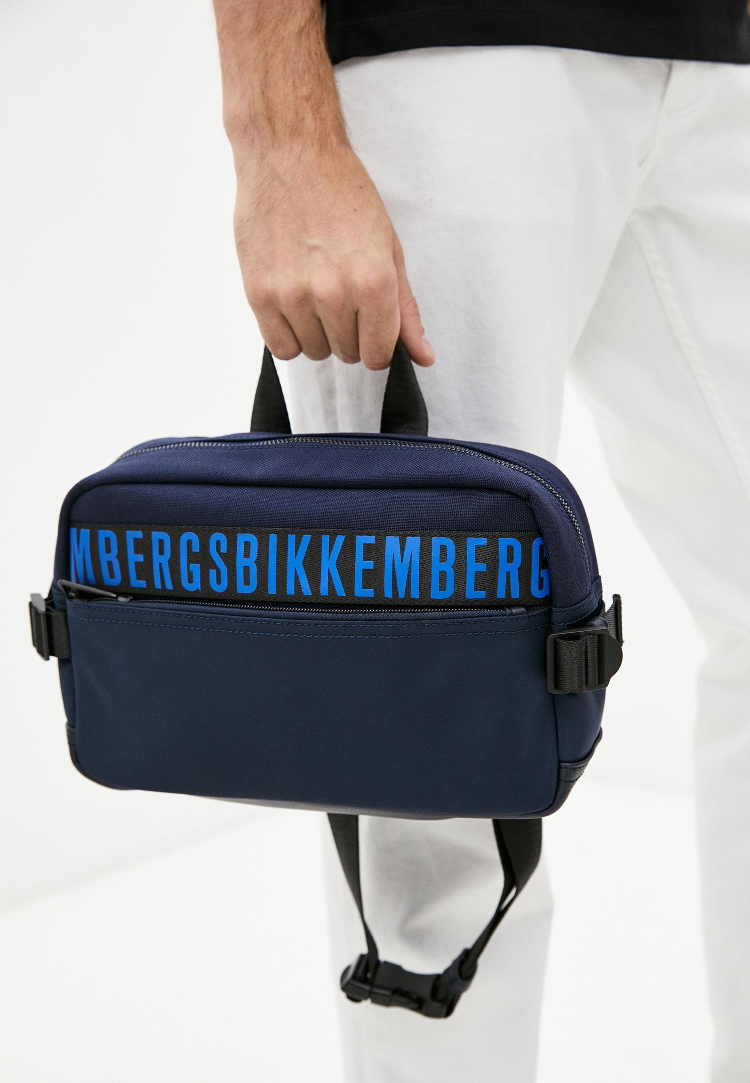 Поясная сумка Bikkembergs (Биккембергс) E2APME800042F96: изображение 7