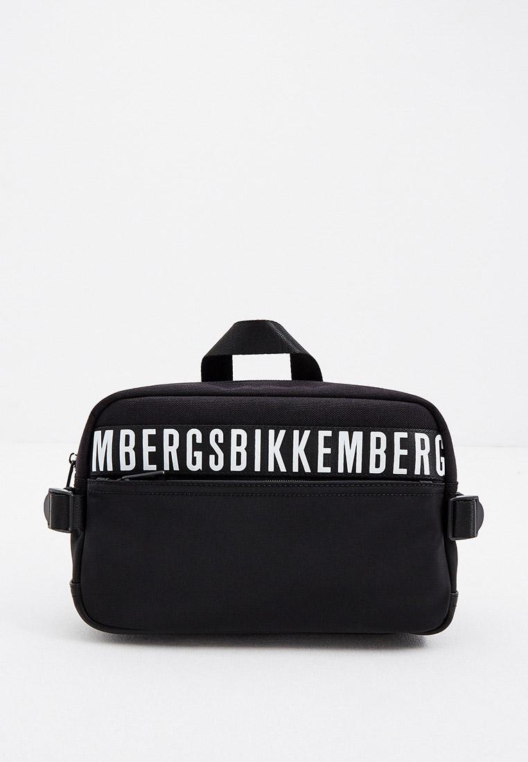 Поясная сумка Bikkembergs (Биккембергс) E2APME800042B01