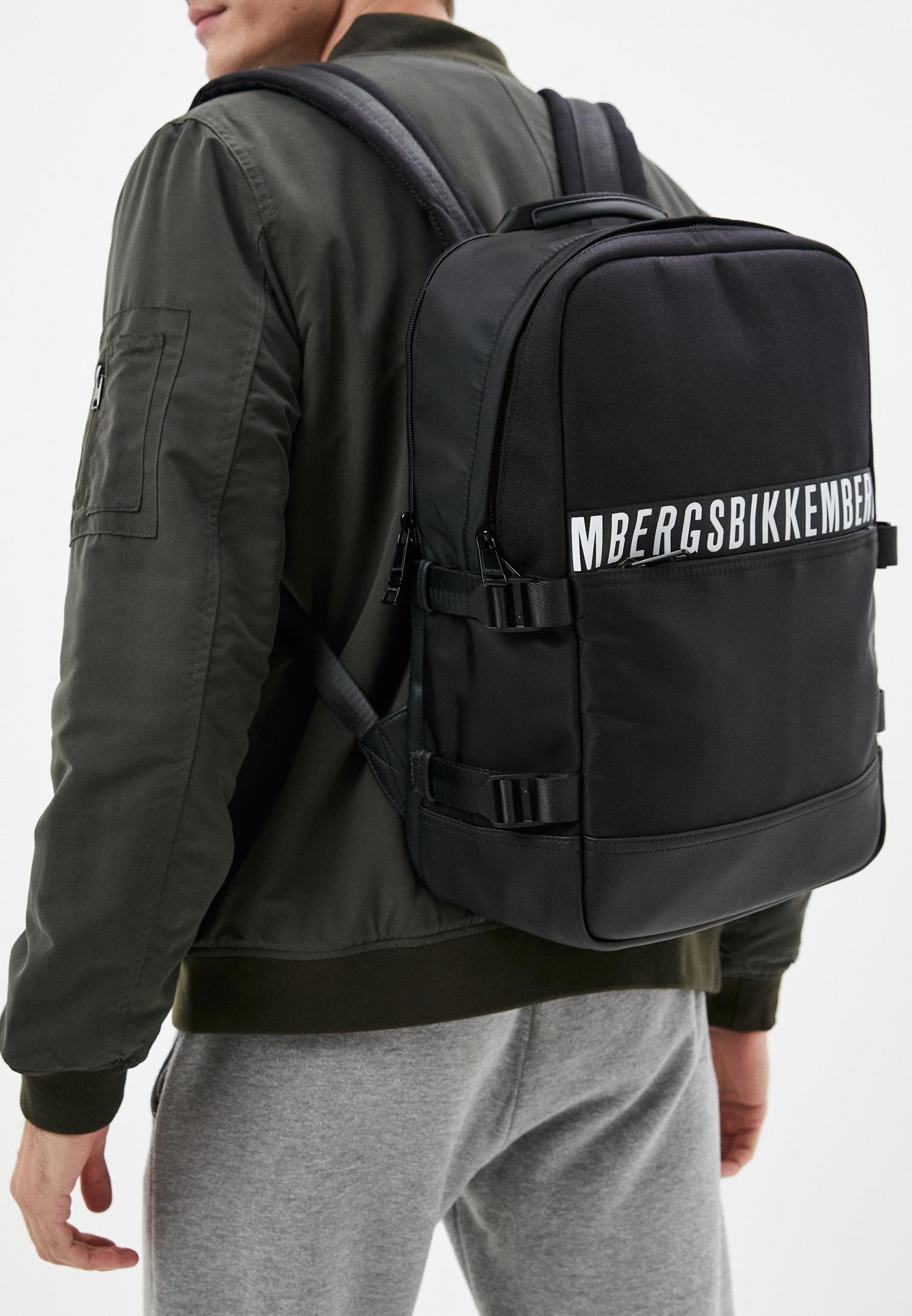 Городской рюкзак Bikkembergs E2APME800055B01: изображение 6