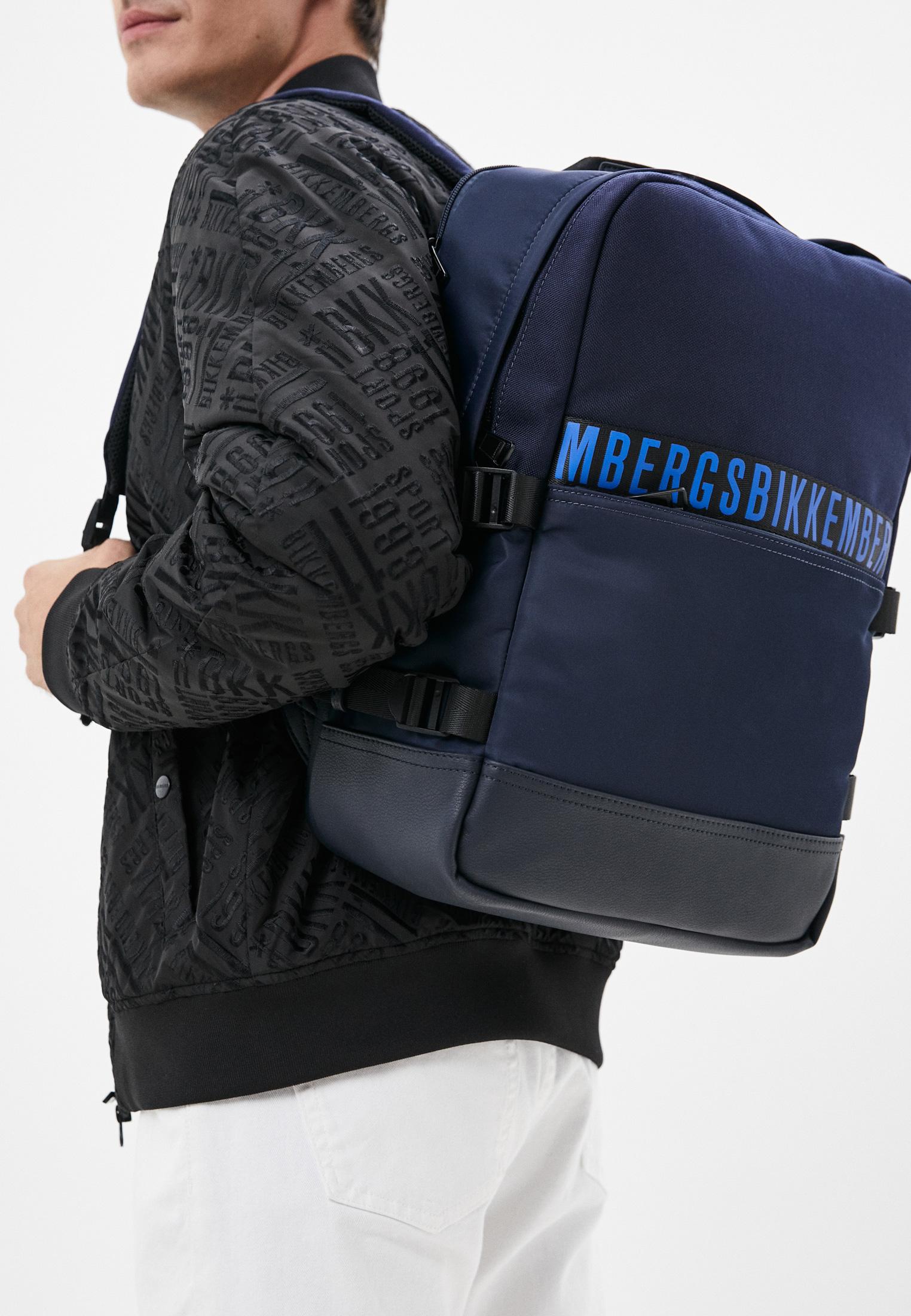 Городской рюкзак Bikkembergs E2APME800055F96: изображение 7