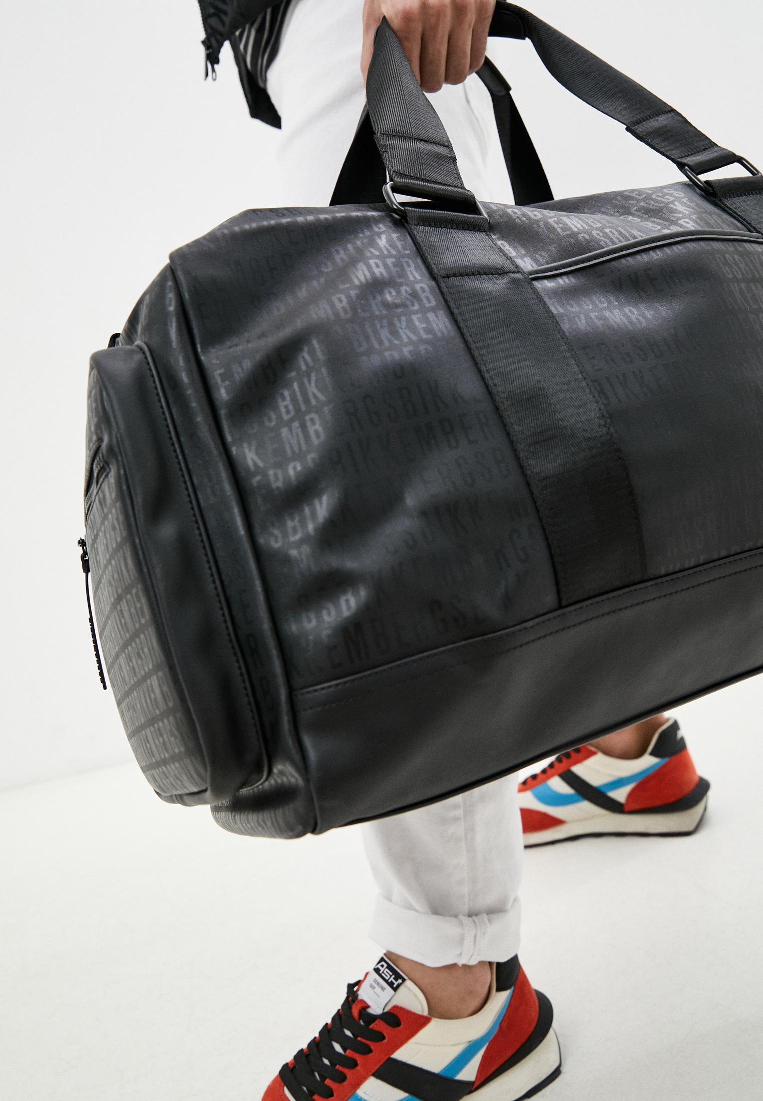 Дорожная сумка Bikkembergs E2APME81006ZD38: изображение 5
