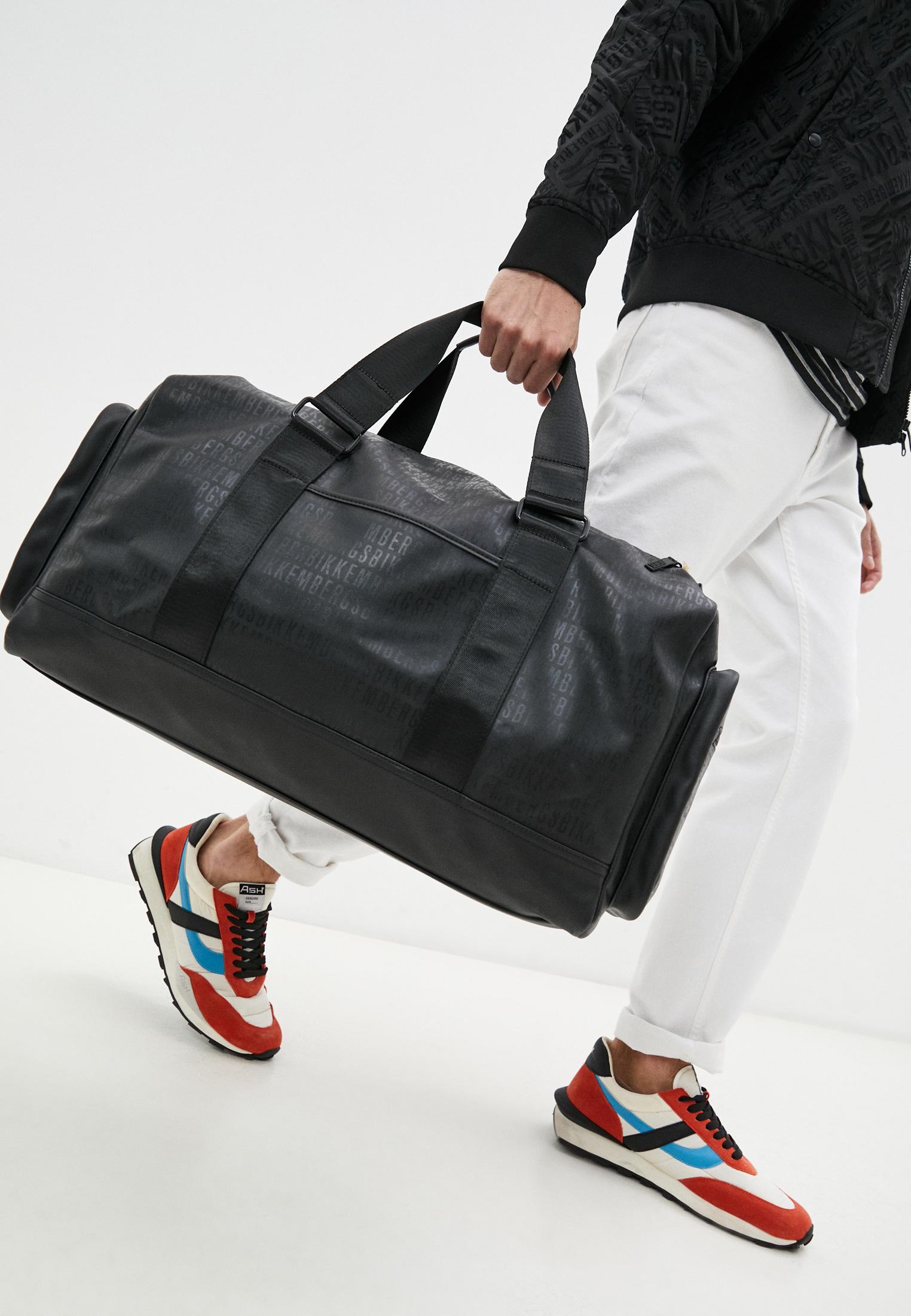 Дорожная сумка Bikkembergs E2APME81006ZD38: изображение 6