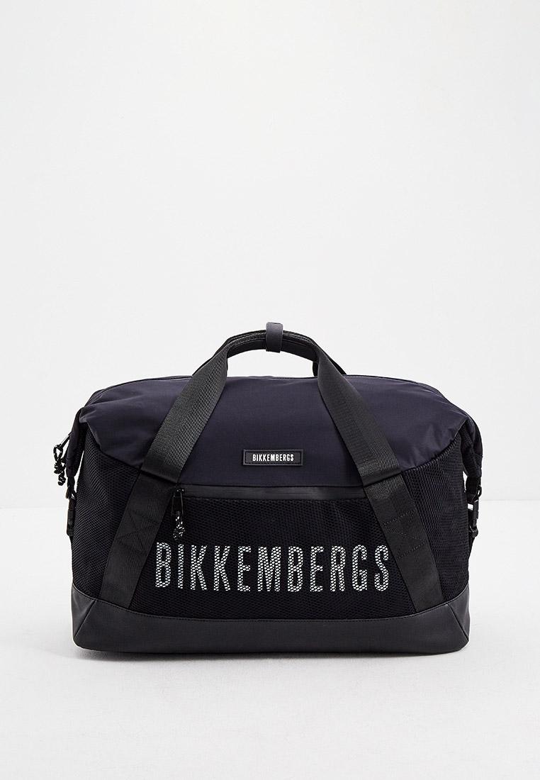 Дорожная сумка Bikkembergs E2APME83003Z080