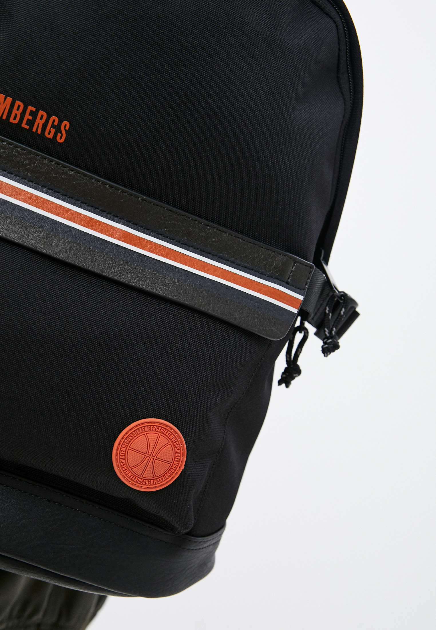Городской рюкзак Bikkembergs E4APME2A0055D34: изображение 13