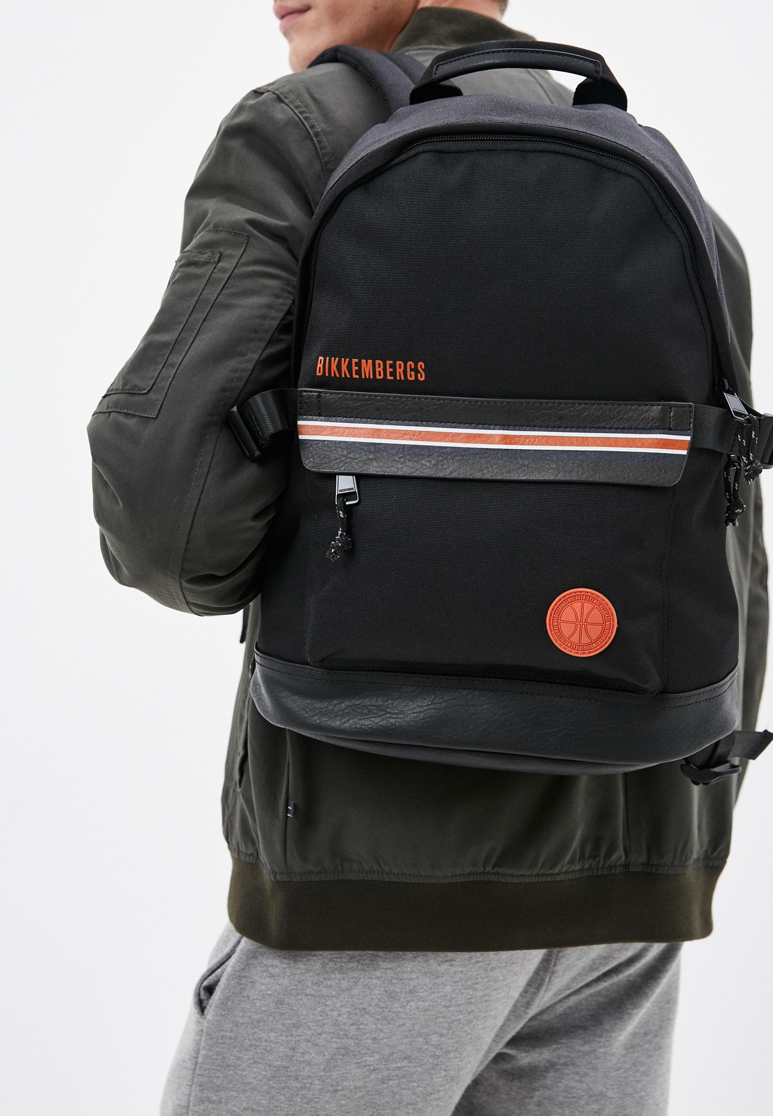 Городской рюкзак Bikkembergs E4APME2A0055D34: изображение 14