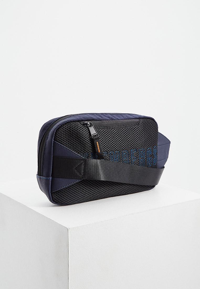 Поясная сумка Bikkembergs (Биккембергс) E4APME3A0022082: изображение 10