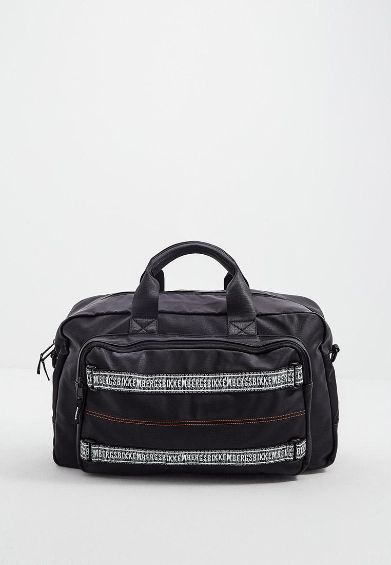 Дорожная сумка Bikkembergs E4APME3A003Z999