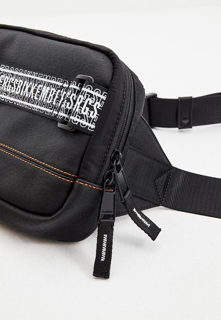 Поясная сумка Bikkembergs (Биккембергс) E4APME3A0022999: изображение 10