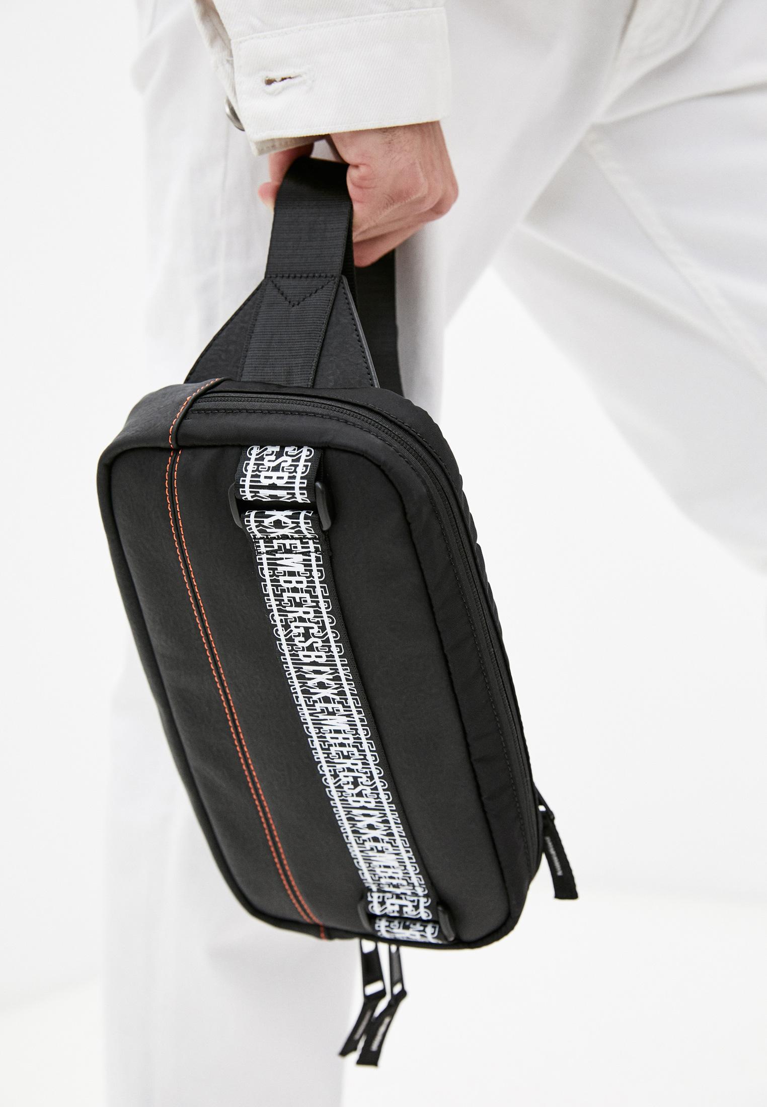 Поясная сумка Bikkembergs (Биккембергс) E4APME3A0022999: изображение 13
