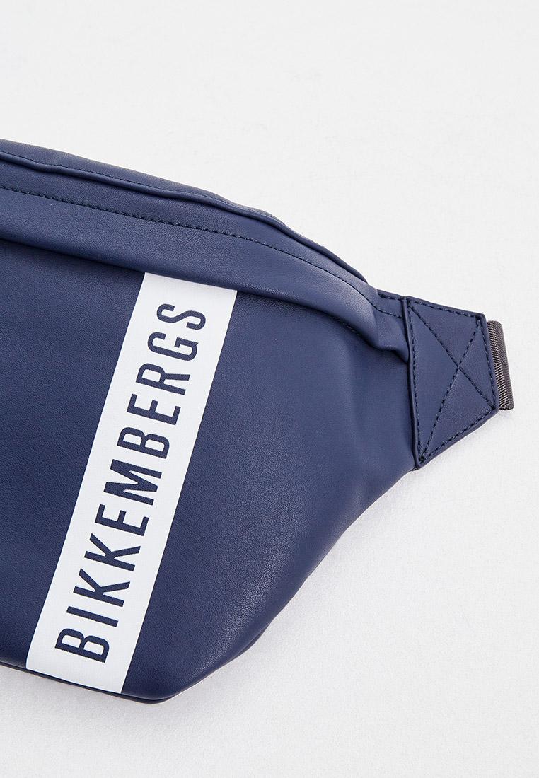 Поясная сумка Bikkembergs (Биккембергс) E4APME4A0042082: изображение 3
