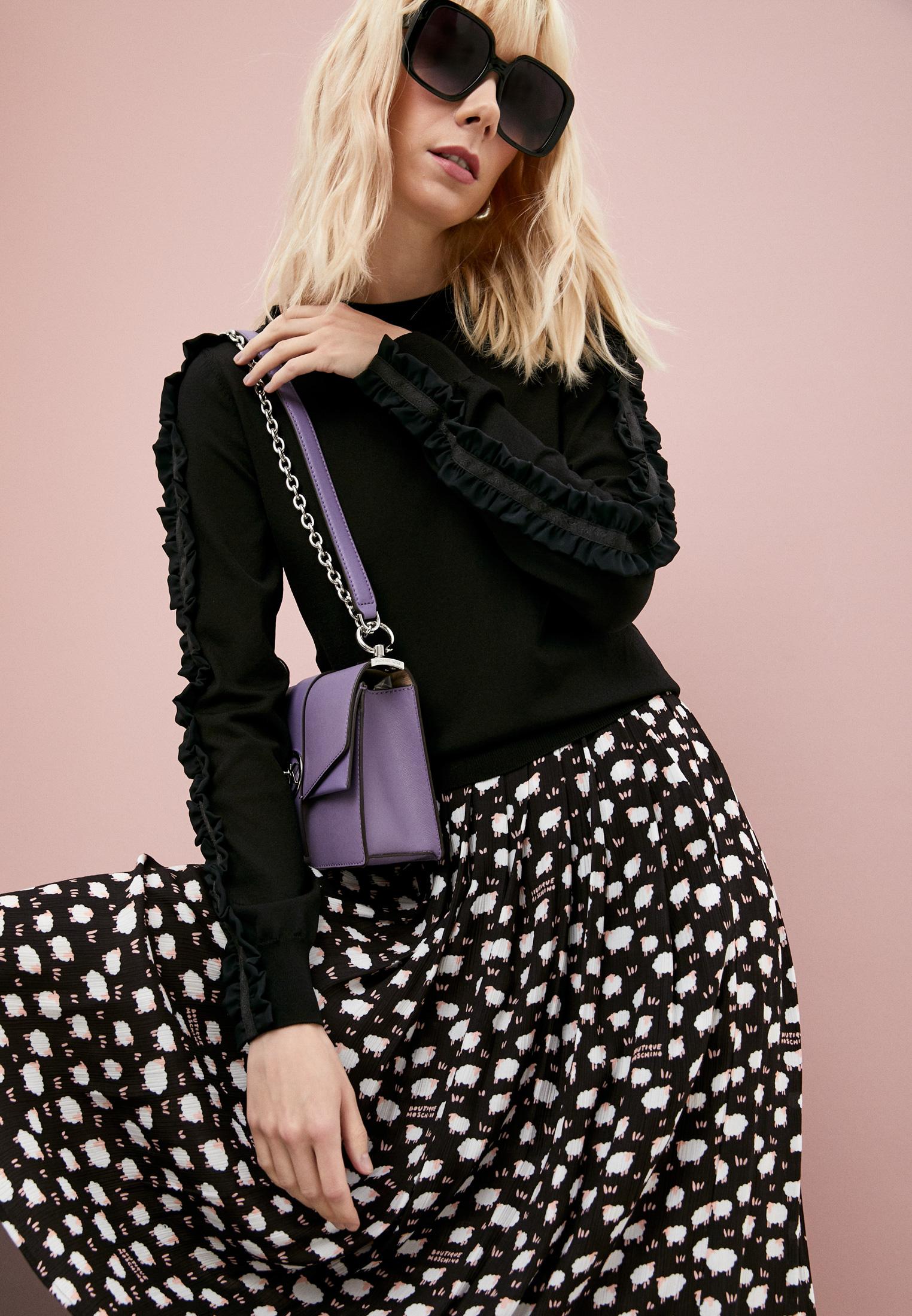 Широкая юбка Boutique Moschino A0107: изображение 2