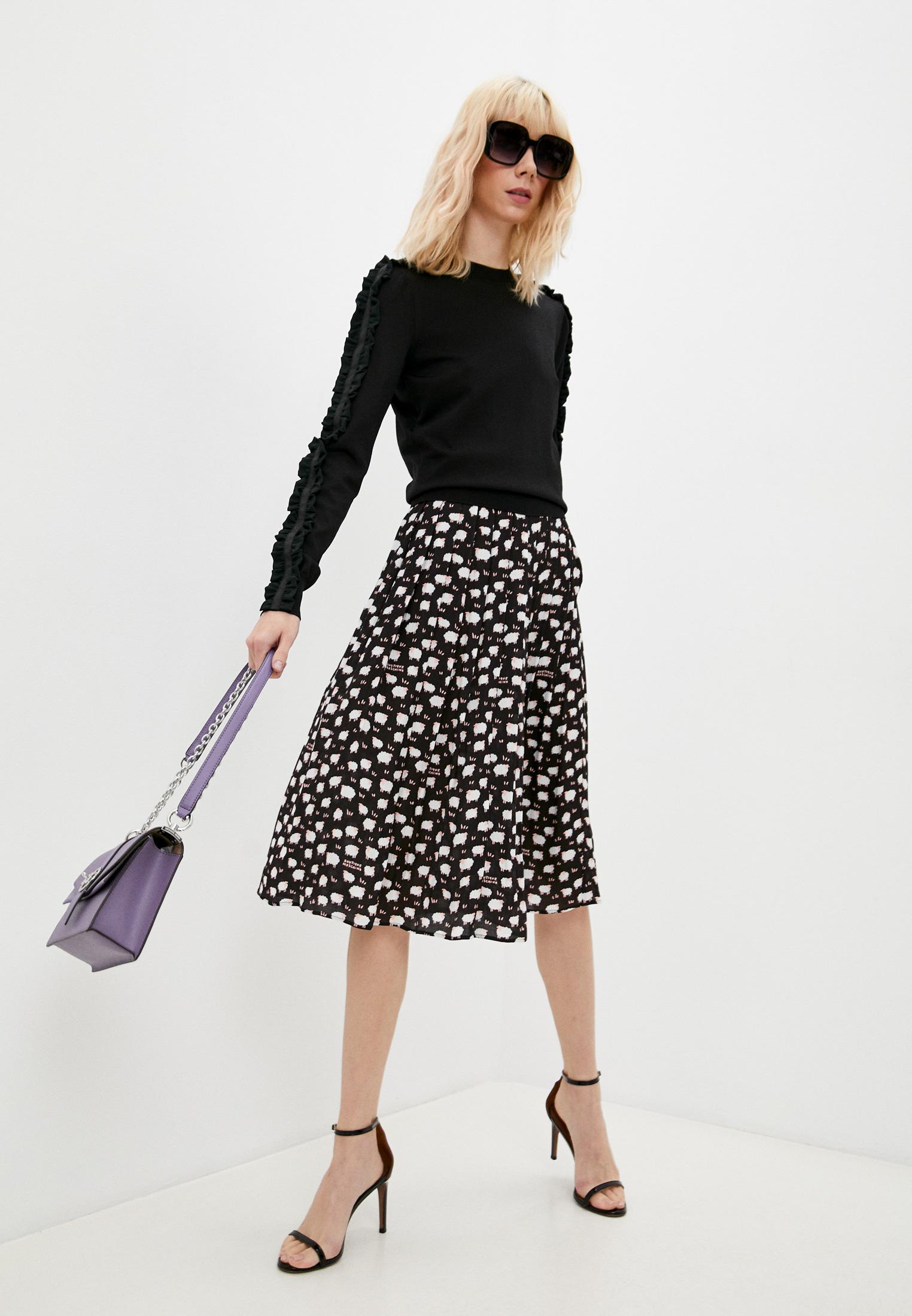 Широкая юбка Boutique Moschino A0107: изображение 3