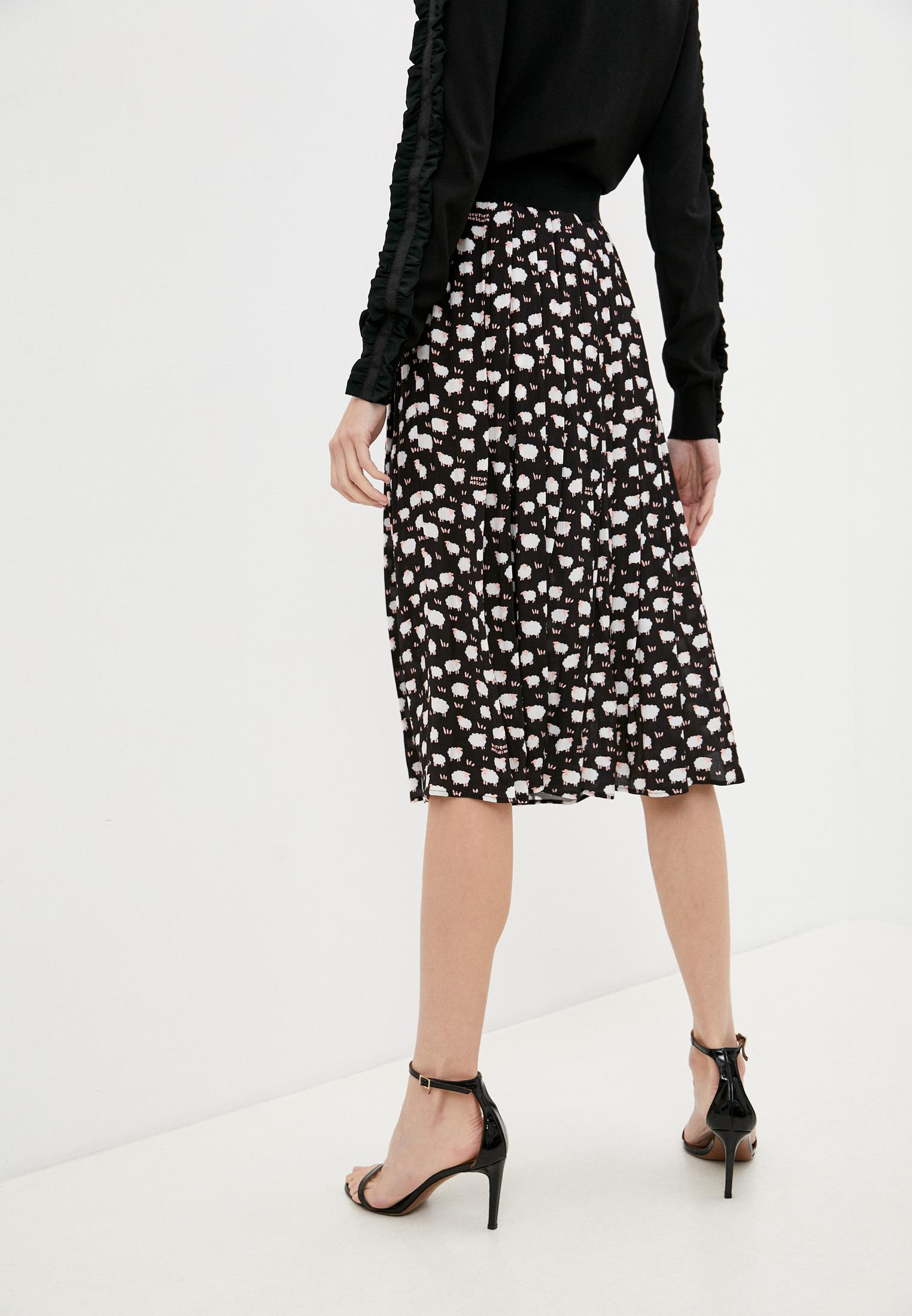 Широкая юбка Boutique Moschino A0107: изображение 4