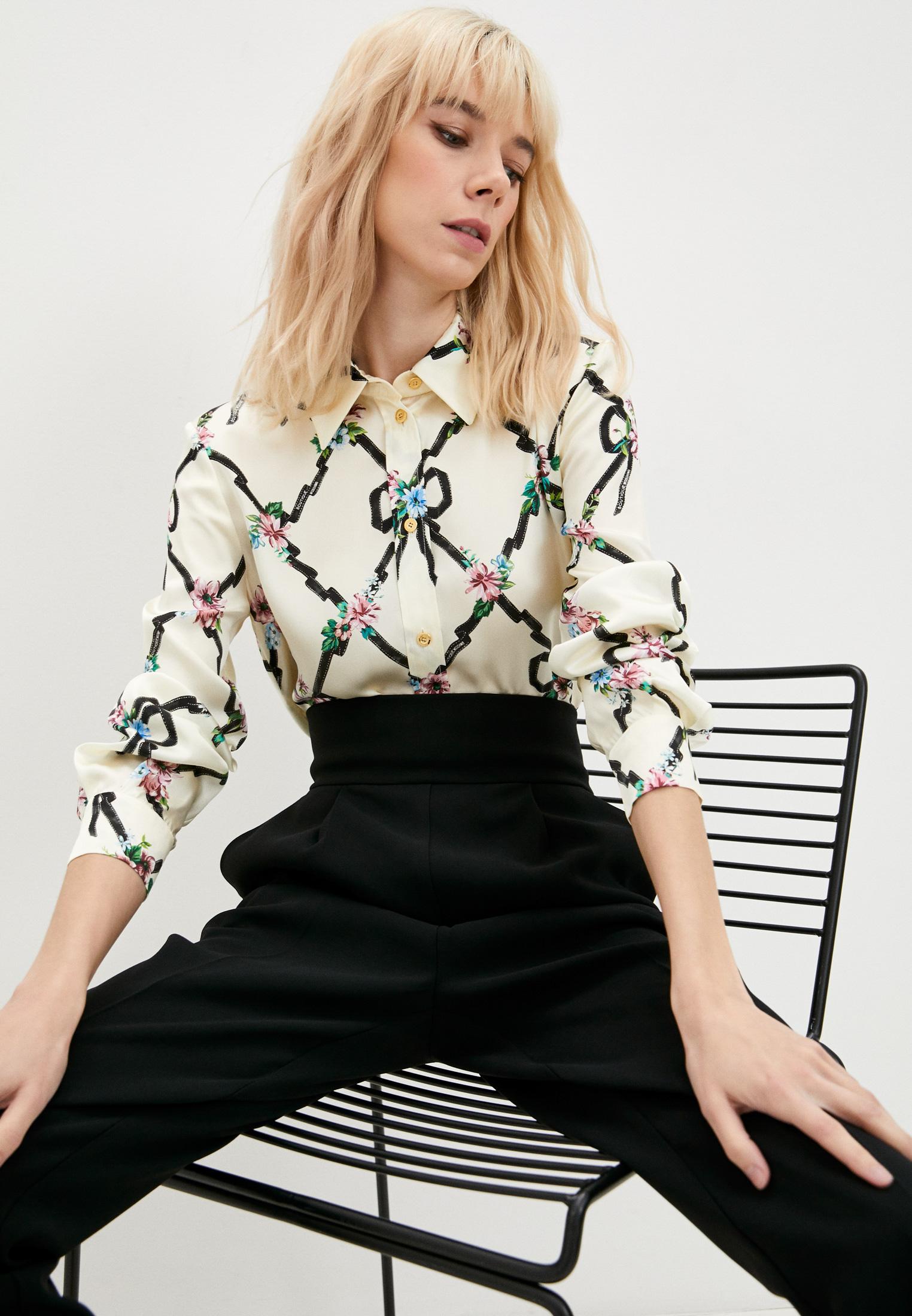 Блуза Boutique Moschino Блуза Boutique Moschino