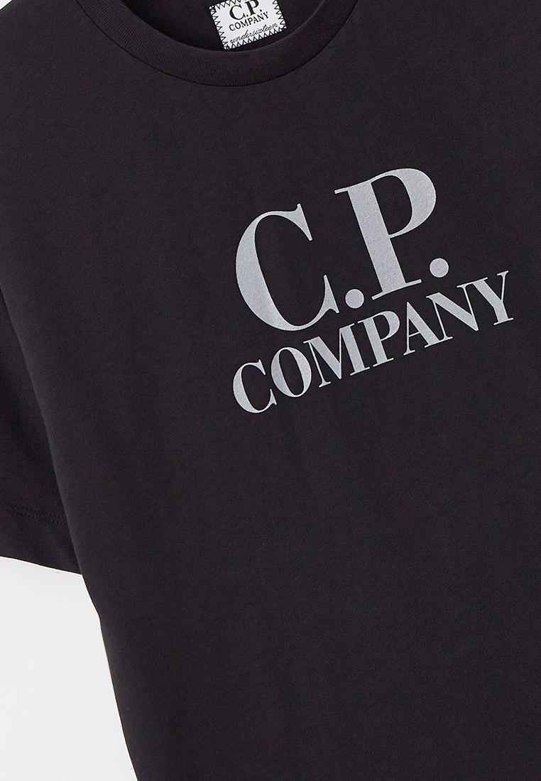 Футболка с коротким рукавом C.P. Company 11CKTS032C005792W: изображение 3