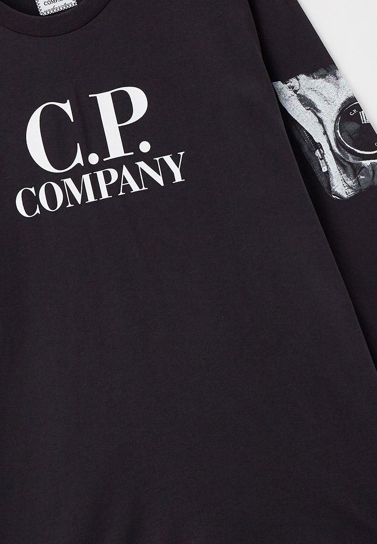 Футболка с длинным рукавом C.P. Company 11CKTS033C005792W: изображение 3