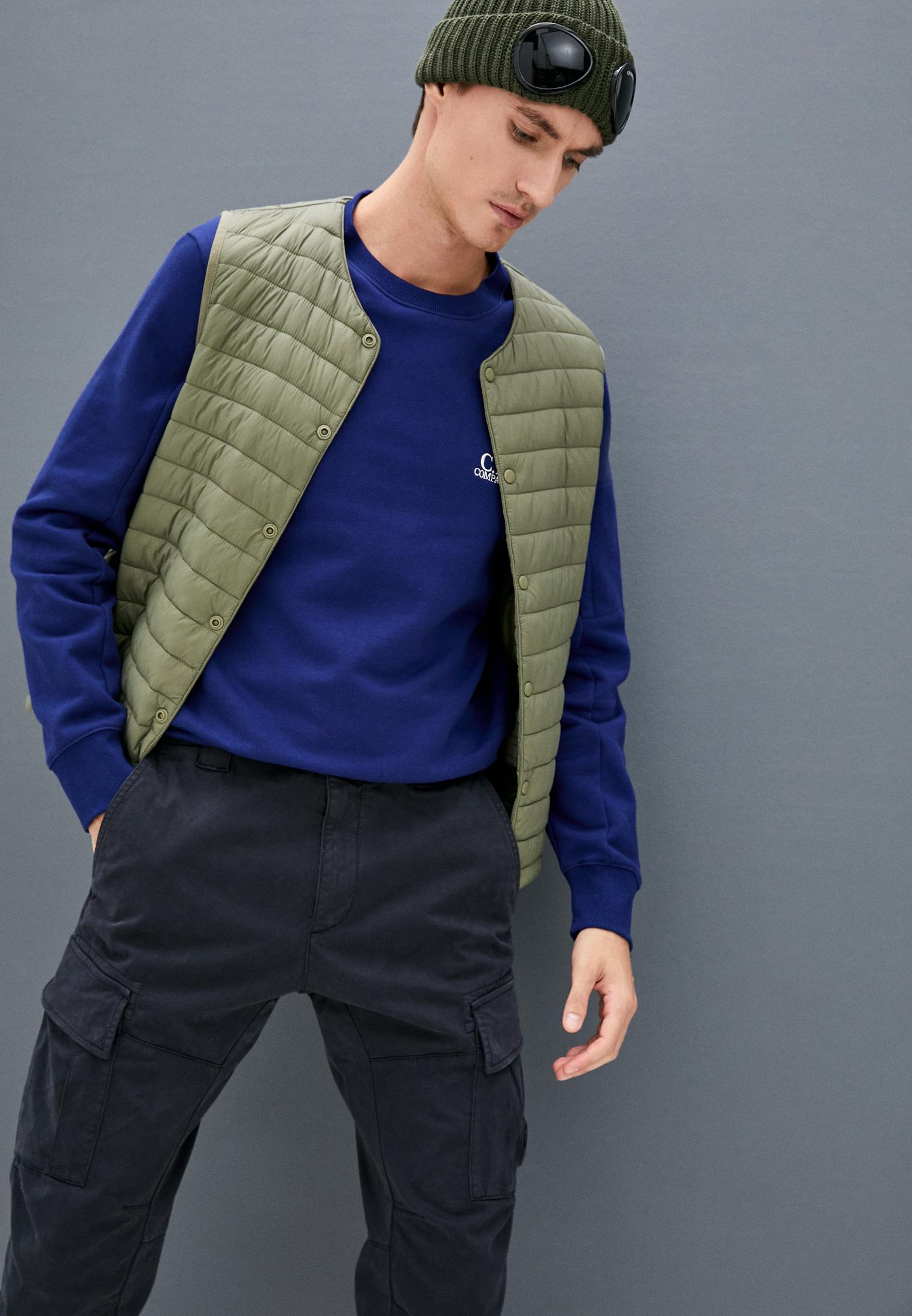 Мужские повседневные брюки C.P. Company 11CMPA186A005529G: изображение 2