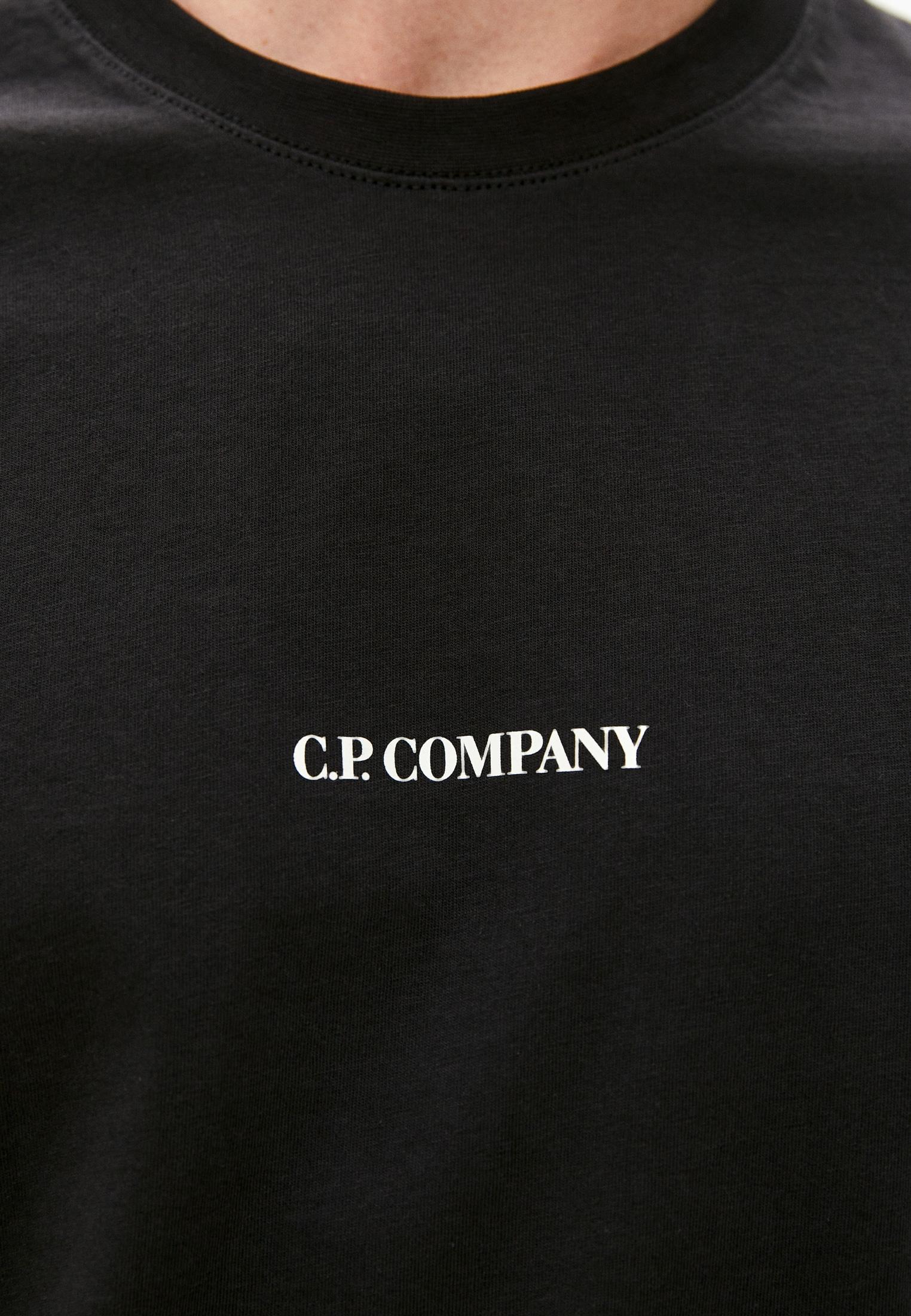 Футболка C.P. Company 11CMTS213A006011W: изображение 5