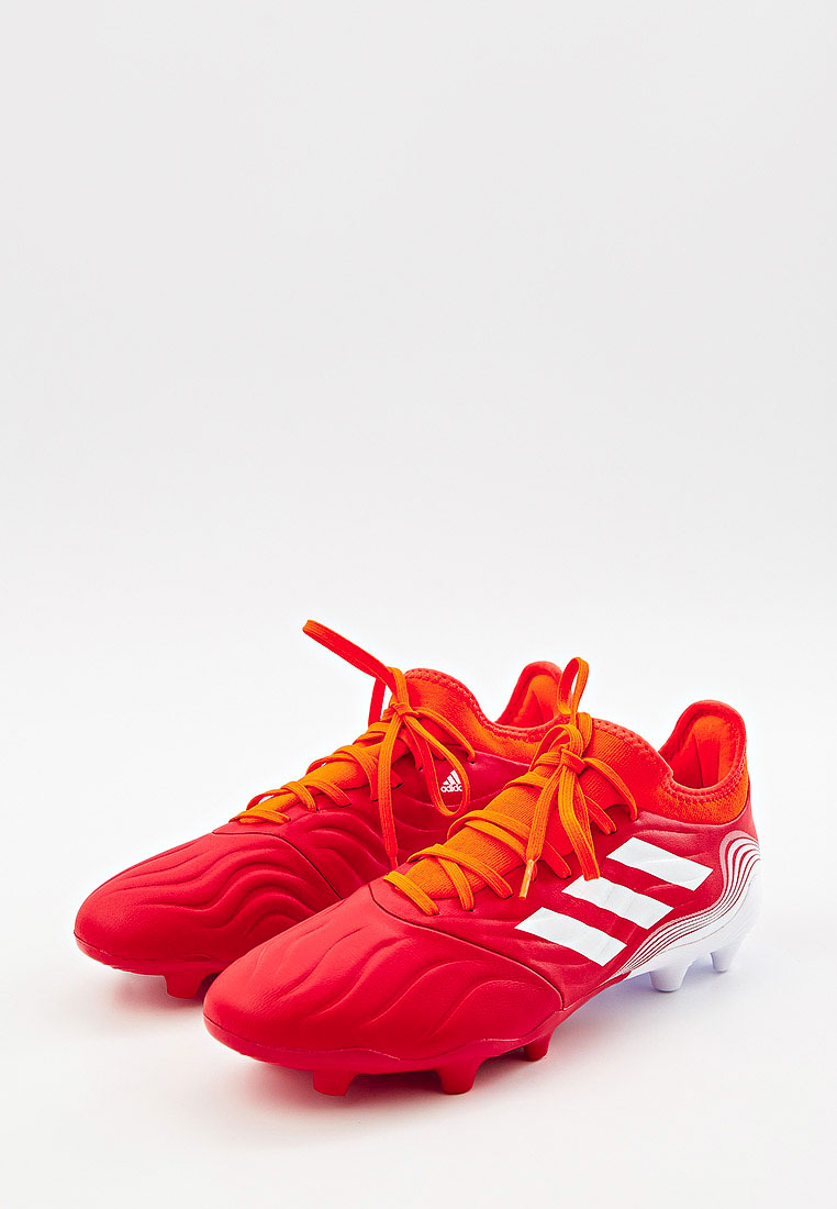 Мужские кроссовки Adidas (Адидас) FY6196: изображение 2