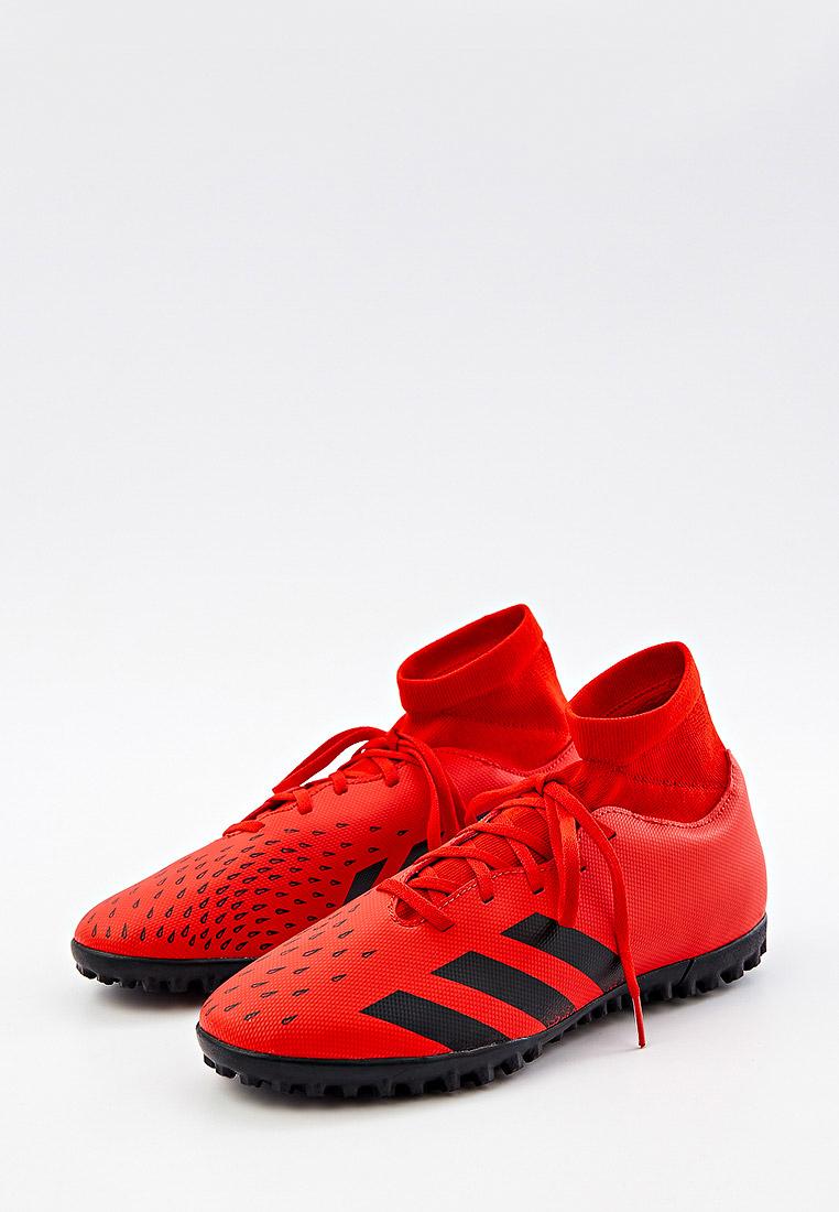 Мужские кроссовки Adidas (Адидас) FY6338: изображение 2