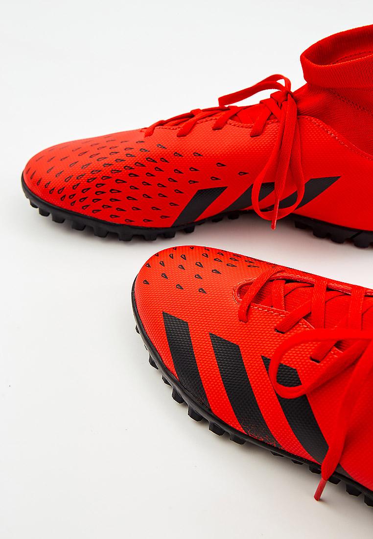 Мужские кроссовки Adidas (Адидас) FY6338: изображение 4