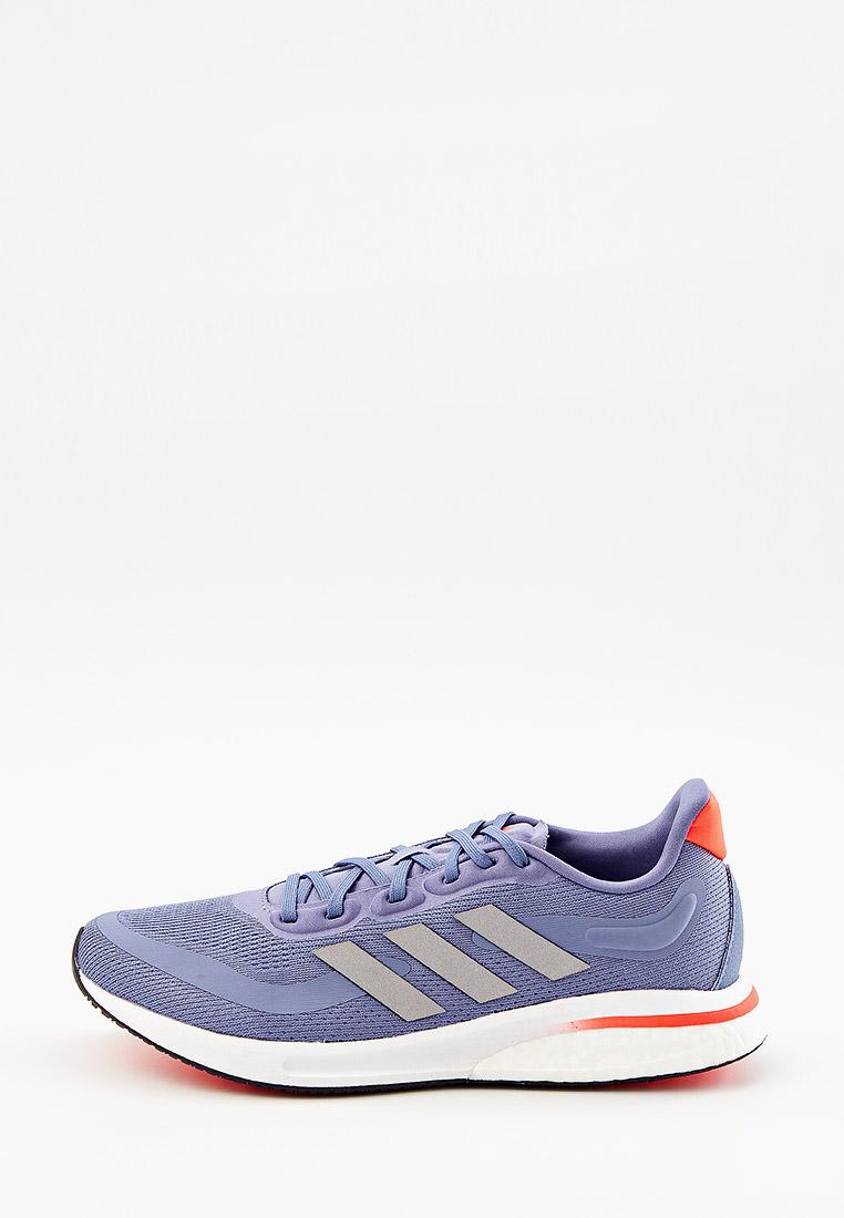 Женские кроссовки Adidas (Адидас) FZ2497: изображение 1