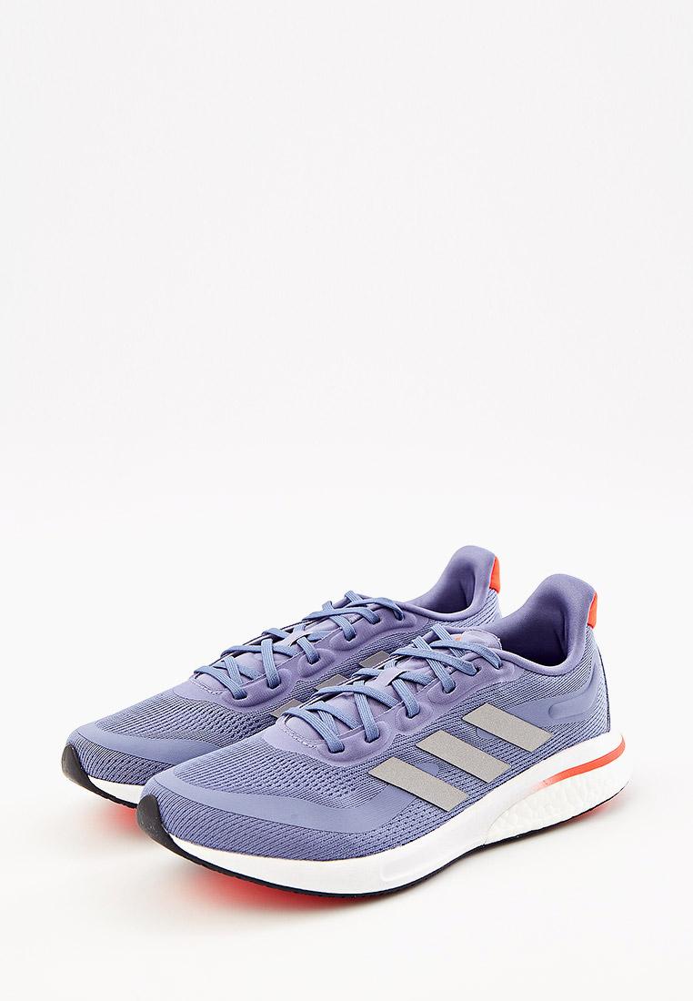 Женские кроссовки Adidas (Адидас) FZ2497: изображение 2